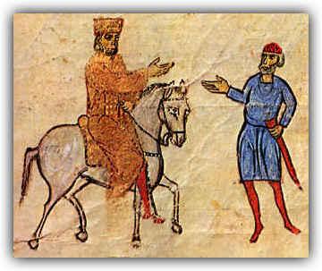 Emperor Basil I in the Madrid Skylitzes