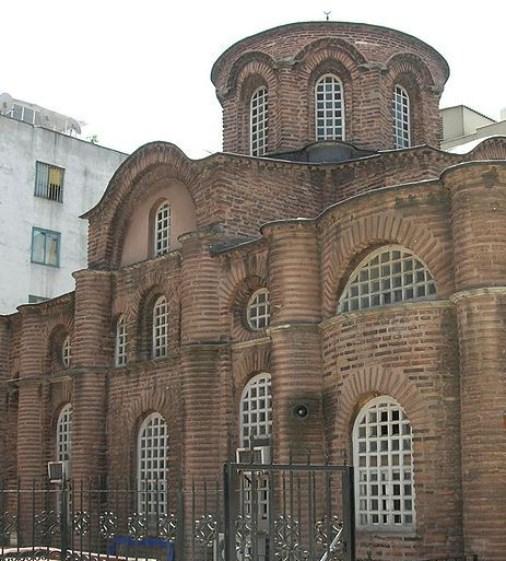 Myrelaion church, Constantinople
