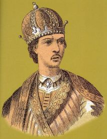 Emperor Alexios II Komnenos (r. 1180-1183), son of Manuel II and Maria of Antioch