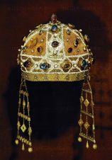 Late Byzantine round crown