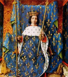 King Charles VI of France (r. 1380-1422)