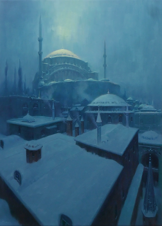 Cold Constantinople
