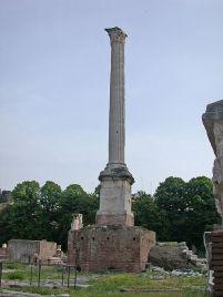 Column of Phocas in Rome