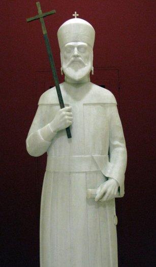 Constantine XI, the marble emperor