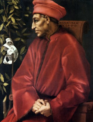 Cosimo de Medici (1389-1464), ruler of Florence