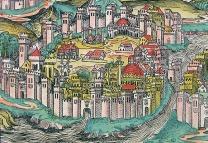 6th century Constantinople