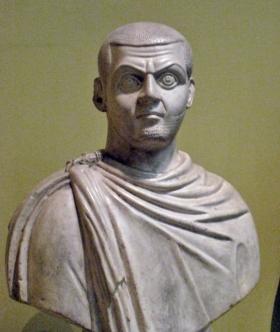 Maximinus II Daia, emperor of the east (311-313)