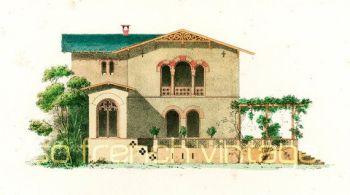 Byzantine era house