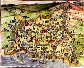 Byzantine Thessaloniki, 14th century