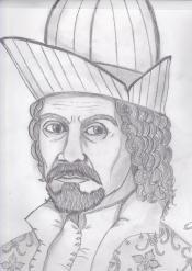 John VIII drawing