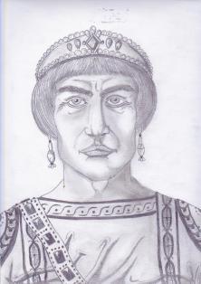 Emperor Zeno the Isaurian (r. 474-475/ 476-491)