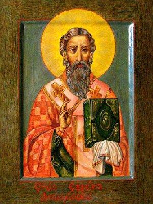 St. Ephraim, Patriarch of Antioch (527-545)