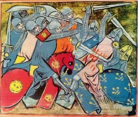Medieval art of the Sicilian Vespers