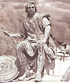 The Isaurian Tarasis Kodisa chieftain, renamed Zeno