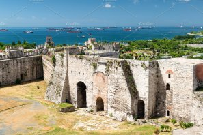 Golden Gate of Constantinople's walls