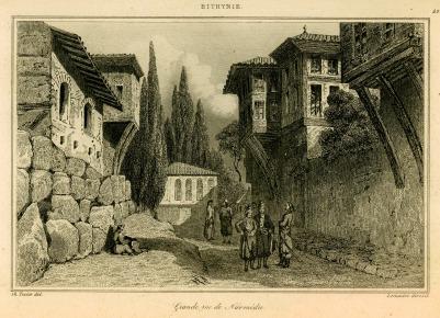 Illustration of Nicomedia (Izmit)