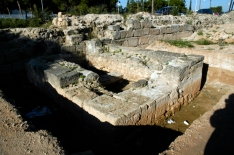 Hexamilion Wall, Greece