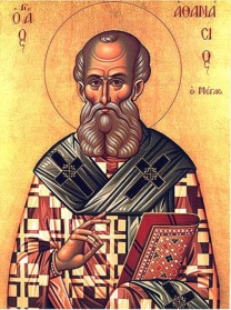 St. Athanasius, bishop of Alexandria