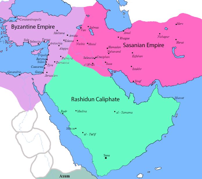 IslamicConquestsIroon