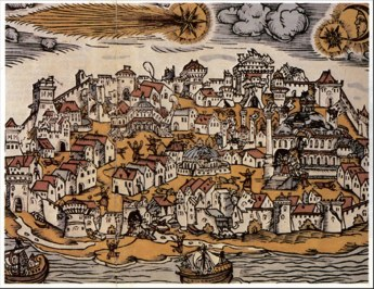 Earthquake of Constantinople, 557