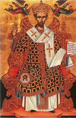 St. John Chrysostom, Patriarch of Constantinople
