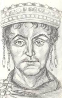 Flavius Petrus Sabbatius, aka. Justinian I