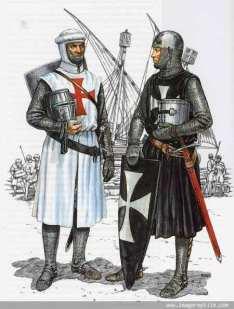 2nd Crusade knights