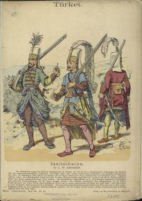 Ottoman Janissaries 14th century