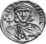 Coin of Emperor Artavasdos (r. 742-743)
