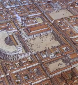 Roman/ Byzantine era Berytus (Beirut)