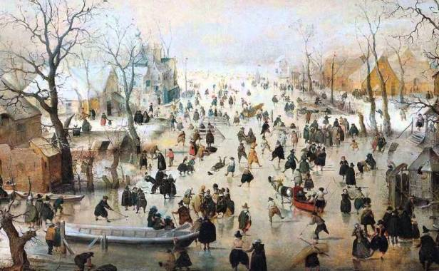 Little Ice Age during the Middle Ages