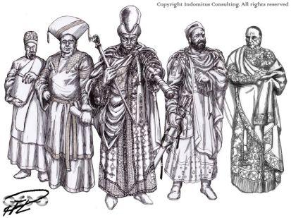 14th century Byzantine fashion