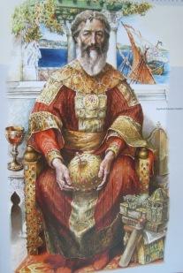 Emperor Manuel II Palaiologos