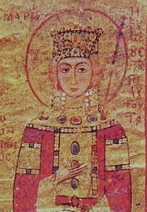 Maria of Antioch, empress and wife of Manuel I