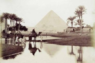 Flooding of the Nile, modern day