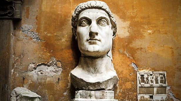 Colossal statue of Constantine I