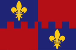 Flag of the Crusader Principality of Antioch