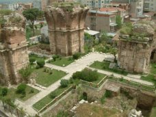 Ruins of Philadelphia, Turkey