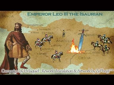 Leo III Anatolian campaigns
