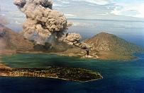 Recent ash eruption of the Rabaul Volcano, New Britain, Papua New Guinea
