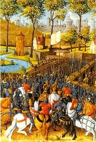 2nd Crusade Siege of Damascus, 1148