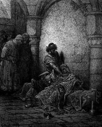 Alexios V has Alexios IV killed, 1204