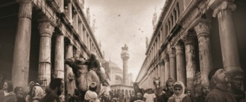 The Mese, Constantinople