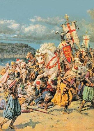 The 3rd Crusade (1189-1192)
