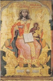 St. Theodora the empress and restorer of icon veneration
