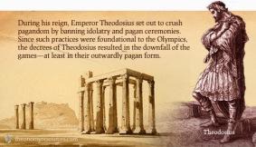 Summary of Theodosius I's reign