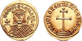 Coin of Theophilos