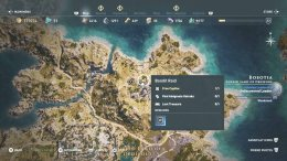Region of Boeotia in Assassin's Creed Odyssey