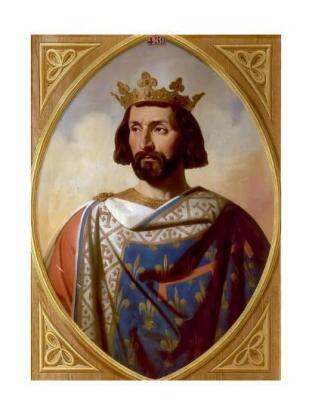 Charles I of Anjou, King of Sicily (1266-1285), brother of Louis IX