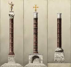 Evolution of the Column of Constantine I